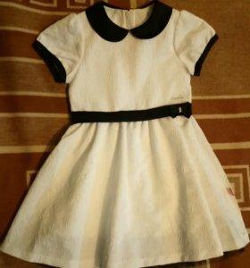 Платье для девочки р. 140