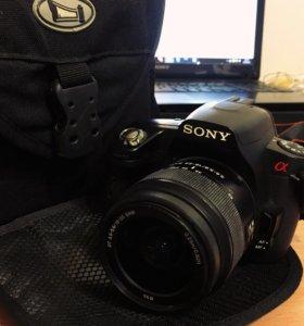 Фотоаппарат Sony alpha 390
