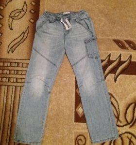 Летние штаны и шорты 40р, рост 155-160