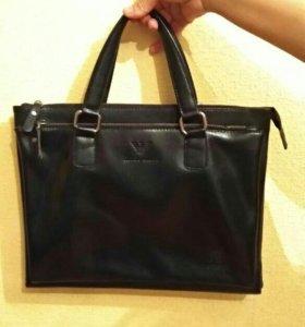 Мужская сумка Giorgio Armani