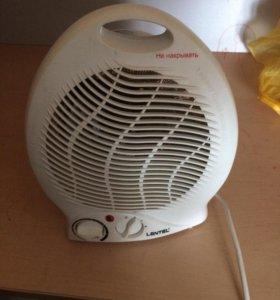 Обогреватель и вентилятор