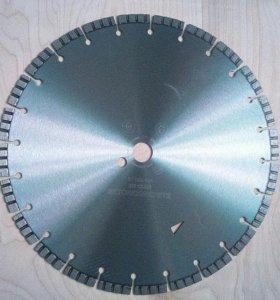 Алмазные диски турбо сегмент.