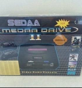 Новая Sega Мега Драйв 2 (на 368 Игр)