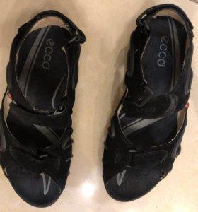 Обувь фирмы Ecco