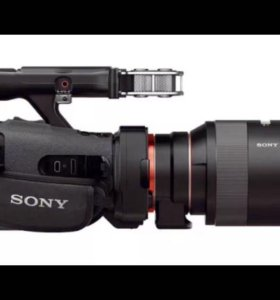 Видеокамера Sony nex VG-900E
