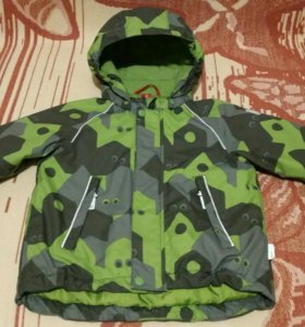Reima комплект куртка и брюки демисезон