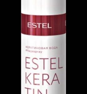 Кератиновая Вода Estel keratin