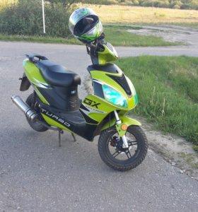Скутер GX F3