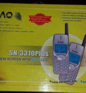 Радиотелефон дальнего действия senao SN-3310 Plus