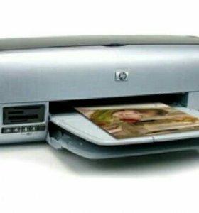 Принтер HP photosmart 7260