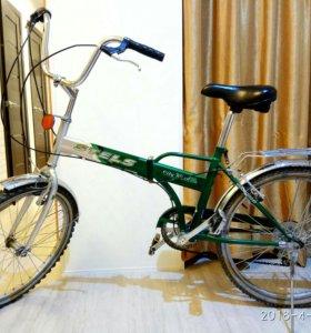 Велосипед Stels складной.