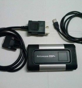 Диагностический сканер autocom cdp+