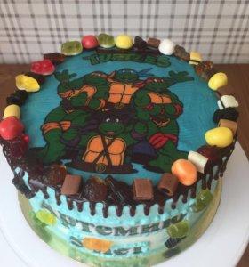За торт!!! Тортик около 2 кг!