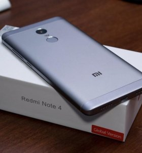 64Гб Xiaomi Redmi Note 4X