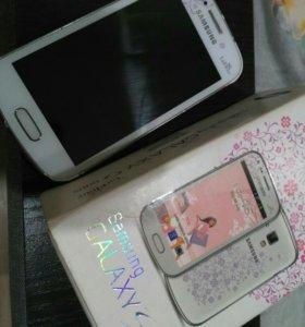 Смартфон Samsung Galaxy Duos GT-S7562(Р)