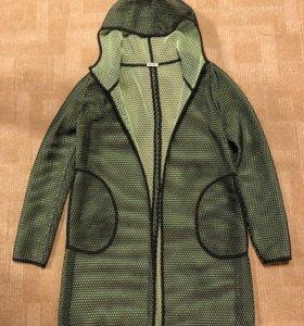 Kenzo оригинал новая накидка бомбер пальто
