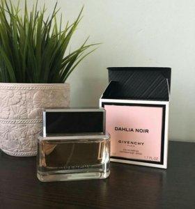 GIVENCHY DAHLIA NOIR парфюмерная вода 50 мл
