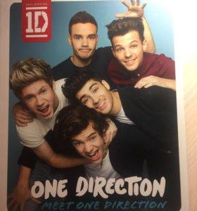 Книга One Direction