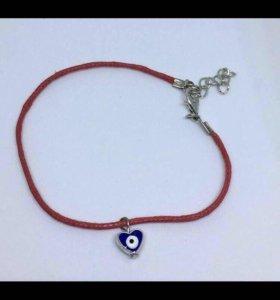 красная нить,браслет,автрийского хоусталя