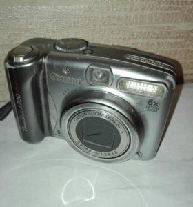 Canon PowerShot A720