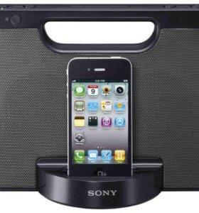 Док-станция Sony RDP-M5iP для IPod/IPhone 4