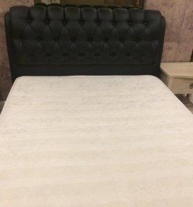 Кровать+матрас ОРМОЕК