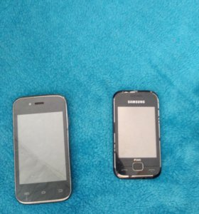 Samsung и micromax