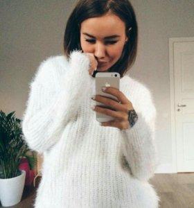 🔸 Пушистый свитер XL 🔸