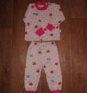 Новый костюмчик для малышки