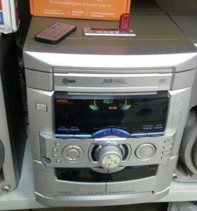 Музыкальный центр USB