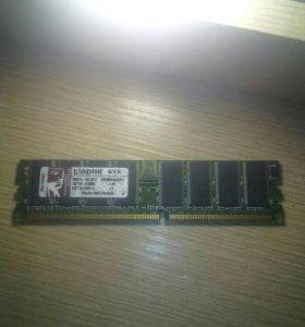 """Оперативная память Kingston """"KVR400X64C3A/512"""""""