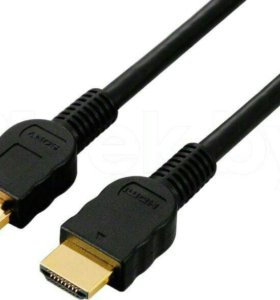 Hdmi кабель /новый в упаковке/