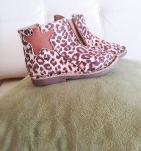 Ботинки демисизонные для девочки