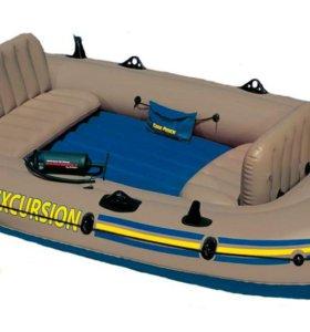 Лодка экскурсия-4(до 400кг) 315х165х43см новая