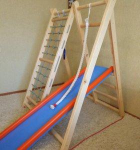Детский спортивный комплекс 170 см