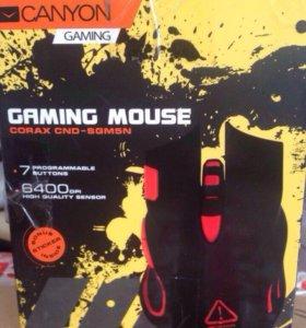 Игровая мышь. Новая.