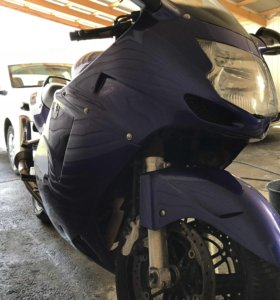 Honda CBR 1100 XX blackbird