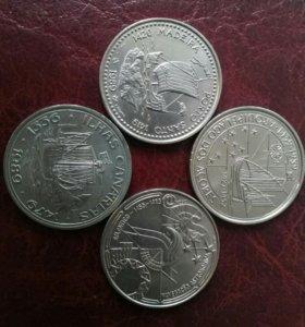 Юбилейные монеты Португалии