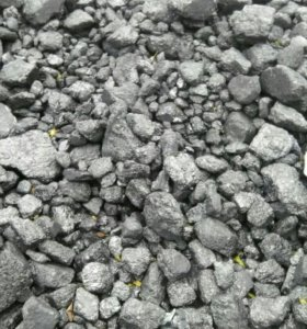 Чек на уголь 4 тонны
