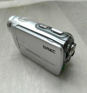 Видеокамера цифровая HD DiREC VC1566 5.0Mpx