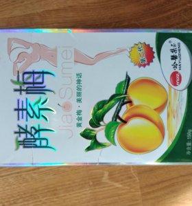 Китайская зелёная слива для похудения.