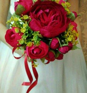 Букет-дублер невесты.