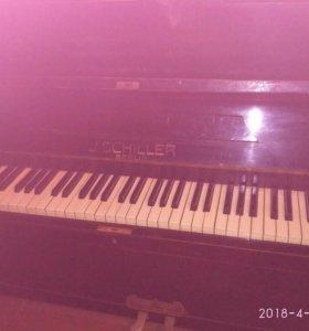 Пианино J.SCHILLER