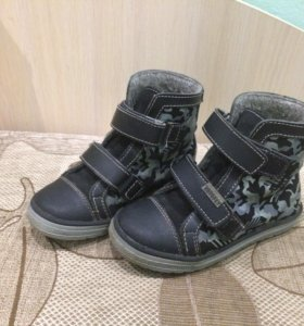 Ботинки Котофей кожаные 29 размер