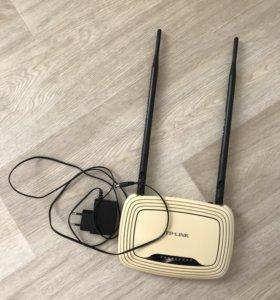Wi-fi роутер tp-link tl-wr841nd
