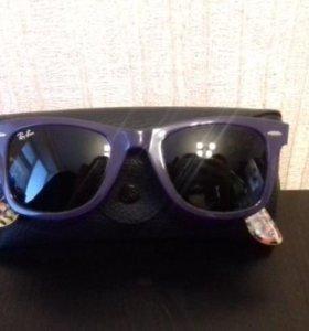 Солнцезащитные очки Ray Ban Wayfarer оригинал