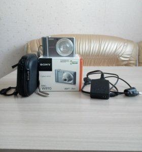 Компактный фотоаппарат Sony Cyber-shot DSC-W810