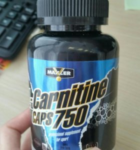 Капсулы L carnitine от Maxler