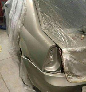 Кузовной ремонт покраска автомобилей