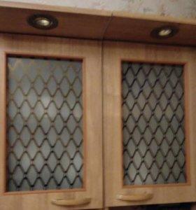 Шкаф кухонный подвесной на две секции